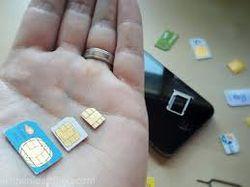 Продажу SIM-карт на улицах запретят?