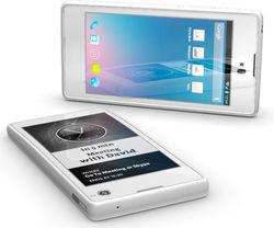 Российская Yota Devices разработала смартфон с двумя экранами