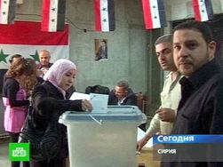 В Сирии прошли первые многопартийные парламентские выборы