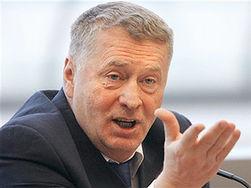 Жириновский предлагает бороться с массовыми убийствами... запретами для СМИ