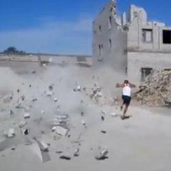Россиянин пришел на стройку и снял собственную смерть на видео