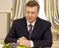 Янукович стремится развивать сотрудничество с Апеннинским полуостровом