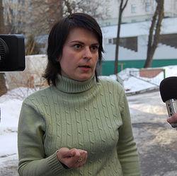 Белорусская журналистка, обвиняемая в массовых беспорядках, покинула страну?