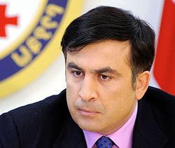 Саакашвили не против дать Каддафи политубежище
