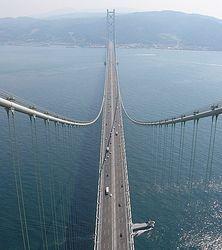 Инвесторам: в Азербайджане планируют построить гигантский подвесной мост
