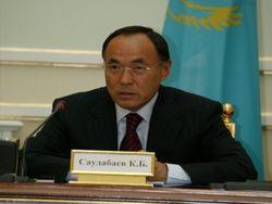 Канат Саудабаев