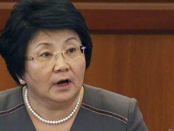 Президент Кыргызстана провела общенациональный урок мира