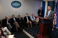 Обама: политики достигли компромисса по госдолгу