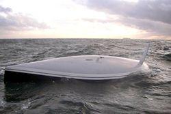 Как в Беларуси спасали «экипаж» перевернувшейся яхты?