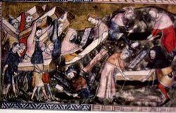 Эпидемия бубонной чумы 1346 - 1351 гг.