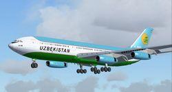 Узбекский авиаперевозчик будет развивать наземную инфраструктуру