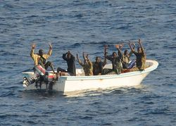 Военные Франции отбили у пиратов корабль с украинцами на борту