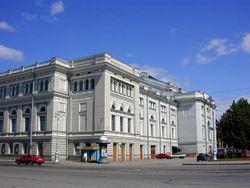 консерватория Санкт-Петербурга