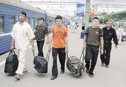 Число мигрантов из Молдовы уменьшается