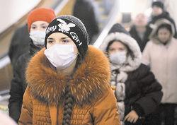 Когда эпидемия гриппа настигнет Москву?