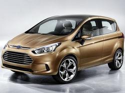 Ford показал изображение серийной модели B-Max