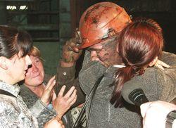 Четверо горняков спасены из-под завалов в Донецке