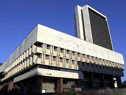 Ограблено здание Роскосмоса в столице Российской Федерации