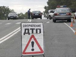 Скрылся водитель автомобиля с дипломатическими номерами