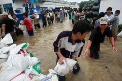 Бангкок уйдет под воду?