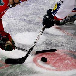 Белорусские хоккеисты на грани вылета из чемпионата мира