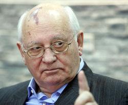 Горбачев: российские власти много говорят, но при этом мало делают