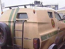 В Москве хотели ограбить инкассаторскую машину