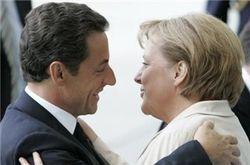 Саркози и Меркель