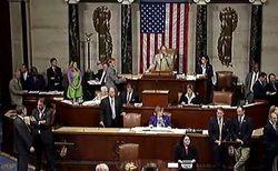 Конгресс США одобрил законопроект о госдолге