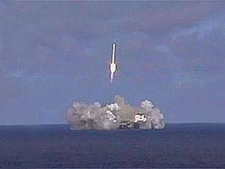 Когда состоится запуск ракеты «Булава»?
