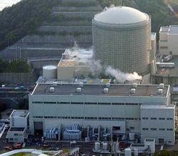 На японской АЭС «Цуруга» подозревают утечку радиации