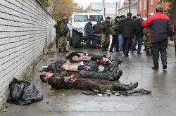 обезврежена диверсионно-террористическая группа