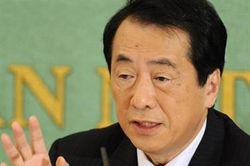 Премьер Японии отказывается сдавать полномочия из-за «Фукусимы»