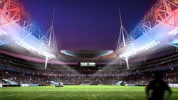 Почему задерживают открытие футбольного стадиона в Петербурге?