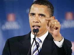 Президент Обама выступит в Конгрессе с речью по безработице