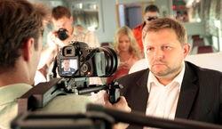 Никита Белых стал героем видеоклипа