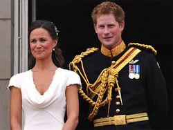Британцы «поженили» принца Гарри и Филиппу Миддлтон