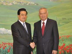 Узбекистан и Китай