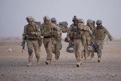 Август 2011 оказался самым кровавым для военных США в Афганистане