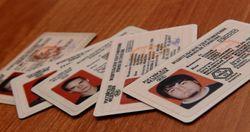 водительские удостоверения россиян