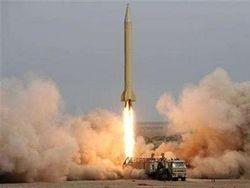 Иран испытал новые ракеты дальнего радиуса действия