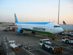 В Узбекистане открыт еще один международный авиатерминал