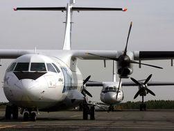 Под Тюменью потерпел крушение самолет ATR 72