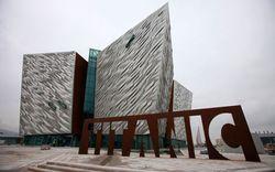 Тематический парк, посвященный «Титанику», открылся в Белфасте