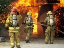В России за первые дни нового года в огне погибли 79 человек
