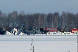 На борту разбившегося самолета ATR-72 иностранцев не было