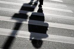 В Москве неизвестный сбил женщин и уехал с места преступления