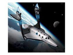 Virgin Galactic готова отправить туристов в космос уже в 2013 году