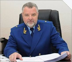 Прокурор Игнатенко задержан в Польше