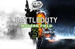 Появилась игровая пародия на Battlefield 3 и Modern Warfare 3